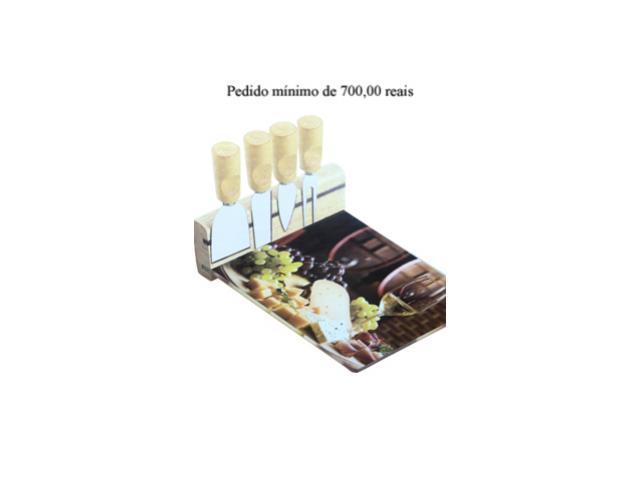 Kit Queijo com 6 peças 11789